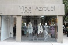 Yigal Azrouël Unveils New Home on Madison Ave.