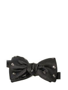Bow tie ALEXANDER McQUEEN  #alducadaosta #fw #preview #men #fashion #style #apparel #accessories #alexandermcqueen