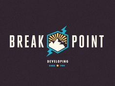 Breakpoint Logo  by Emir Ayouni | Growcase