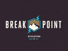 Breakpoint Logo  by Emir Ayouni | Growcase