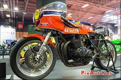 Honda RCB1000 de Christian Leon et Jean Claude Chemarin