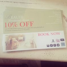 10%OFF BEAUTE ROOM