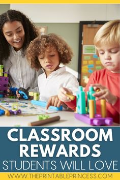 Celebrating positive choices and hard work in the classroom is vital. Your students will love these classroom reward ideas and feel so special receiving them. There are ideas for whole group class rewards, individual student rewards, and virtual class rewards.