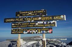Bilderesultat for kilimanjaro