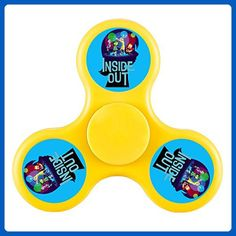 JOIEM Inside Out Disney Tri Fidget Spinner Hand Spinner Stress Reducer Toy For Kids, Students And Adult - Fidget spinner (*Amazon Partner-Link)