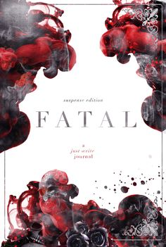 Fatal a Just Write Journal Cover Design: Mae I Design