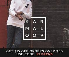 SHOP Karmaloop Sale Section SAVE Up-to 50% OFF!