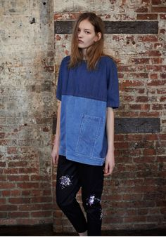 rachel comey tunic  soft flowing covers my trouble spots; upper arms and tummy. Nice for any age, even 65