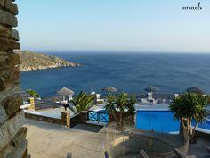Hotel Katerina, Mylopótas, Ios, Greece http://viajarporquesim.blogs.sapo.pt/ilhas-gregas-notas-de-viagem-10786