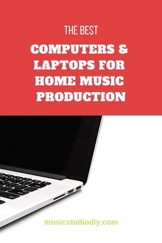 A Guide to the Best Computers for Home Music Studios and Home recording studios. Edit and record your music with the optimal gear for your budgets. Have a look at the top computers and laptops for recording music in your home studio. Laptop For Music Production, Music Production Equipment, Design Studio Office, Recording Studio Design, Studio Desk, Music Studio Decor, Home Studio Music, Top Computer, Computer Desks