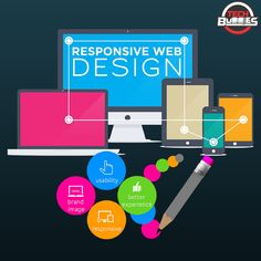 Tech Buddies provide Responsive Web Designing using CSS and HTML to resize, hide, shrink, enlarge, or move the content to make it look good on any screen either its a desktop, tablet, or a phone.