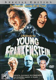 Young Frankenstein (Special Edition) DVD @ niftywarehouse.com #NiftyWarehouse #Geek #Gifts #Collectibles #Entertainment #Merch