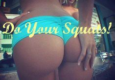 Squats squats squats : It's the life http://proteinoffers.org