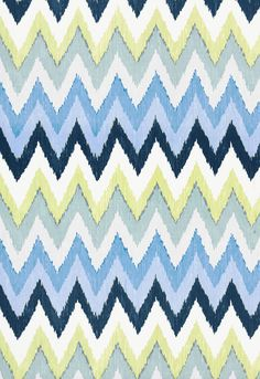 Adras Ikat Print in Sky, 174822.   http://www.fschumacher.com/search/ProductDetail.aspx?sku=174822