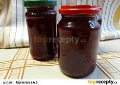 Červený rybíz á la brusinky recept - TopRecepty.cz Mason Jars, Mugs, Tableware, Kitchen, Dinnerware, Cooking, Tablewares, Canning Jars, Mug