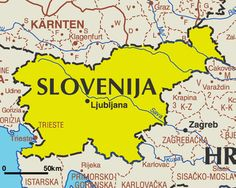 #Slovenia joined the #European Union in 2004