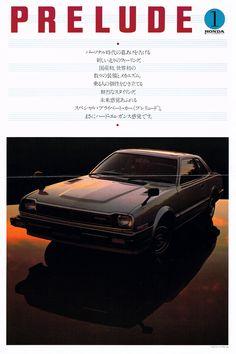 1990 Honda Line Sales Brochure Accord Civic Crx Si EX