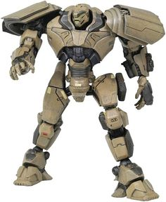 Approximately 7-inch figure with a full range of articulation and packaged on a blister card.