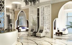 Image result for modern moroccan style