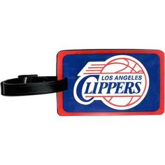 Los Angeles Clippers Luggage Tag