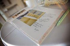 guest book wedding details Memphis Wedding  Photographer