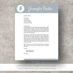 Teacher Resume Template for Word Page Resume Cover image 3 Teacher Resume Template, Modern Resume Template, Resume Templates, Cover Letter For Resume, Cover Letter Template, Letter Templates, Resume Writing Tips, Good Resume Examples, References Page