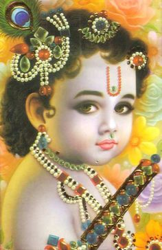 Since childhood, I was very fond of Lord Krishna. He was attracting me like a magnet towards Him. I prayed and talked to Him any time I wished. Lord Krishna Images, Radha Krishna Pictures, Radha Krishna Photo, Krishna Photos, Krishna Art, Krishna Leela, Cute Krishna, Shree Krishna, Radhe Krishna