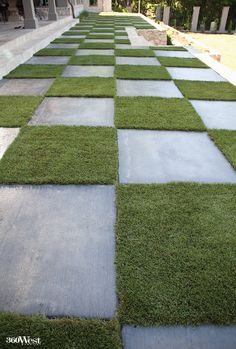 Backyard Pavers With SYNLawn | Low Maintenance Backyards | Pinterest |  Backyard Pavers, Backyard And Low Maintenance Backyard