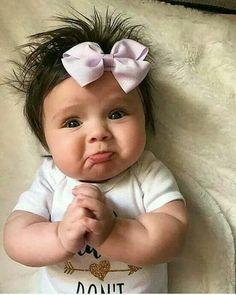 Laço Artesanal para bebês , muito charme numa foto só #acessórios #bebês