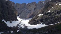 La imponente norte de Tendeñera