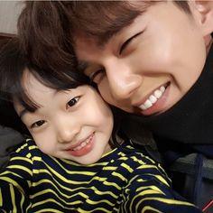 どちらも可愛い💕 #repost @hanseo0224 #yooseungho #유승호 #ユスンホ #로봇이아니야