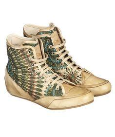 Sneaker von Candice Cooper  #vintage #fashion #shoes #engelhorn