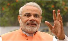 India's Modi makes landmark visit to disputed Kashmir