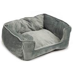 Plush Bed Rova Grey 63,5cm Tub Chair, Bean Bag Chair, Accent Chairs, Plush, Grey, Furniture, Home Decor, Upholstered Chairs, Gray