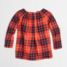 <ul><li>Cotton.</li><li>Long sleeves.</li><li>Finished with a bow at the back.</li><li>Machine wash.</li><li>Import.</li></ul>