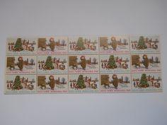 Father Flanagan's Boys Home. Boys Town, Nebraska  1969 Annual Seal Stamp