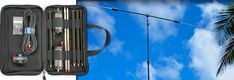 Mini Buddipole - an antenna ready to travel with you!