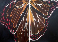 Painting ORIGINAL Painting LARGE Painting ABSTRACT by LizziePaints, $600.00