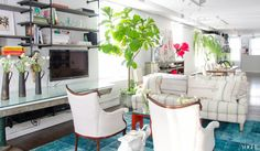 taylor tomasi hill aptartment in chelsea, ny