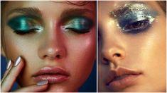 2017 Makyaj Trendleri   2017 Makeup Trends #makeuptrends