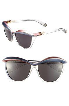 9da106cc054 Dior Demoiselle 58mm Retro Sunglasses Pink One Size Review Buy Now