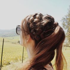 Sisters in blog: How to...braided ponytail...visit our blog!!!!!!