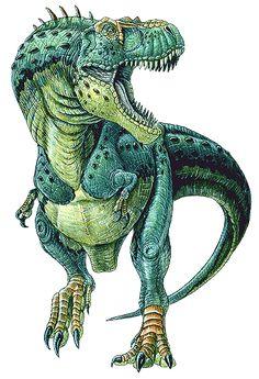 "Tyrannosaur Rex - ""King of the Dinosaurs"""