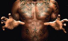 Dennis Rodman tattoos