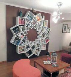 Biblioteca flor de loto.