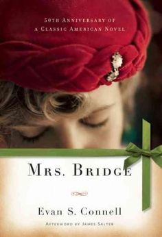 In Mrs. Bridge , Evan S. Connell, a consummate storyteller, artfully crafts a portrait using the finest of details in everyday events and confrontations. With a surgeons skill, Connell cuts away the m