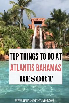 The Atlantis Resort Bahamas in Nassau is a bucket list island destination in the Caribbean. Located in Paradise Island, this resort is large and full of things to do, making it perfect for. Atlantis Bahamas, Les Bahamas, Bahamas Resorts, Beach Resorts, Bahamas Honeymoon, Bahamas Vacation, Bahamas Cruise, Vacation Resorts, Nassau