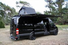 r RB Components builds custom Sprinter 144 School Bus Camper, School Bus House, Camper Life, Cargo Trailer Conversion, Sprinter Van Conversion, Camper Van Conversion Diy, Mercedes Sprinter Camper, Benz Sprinter, Camping 2
