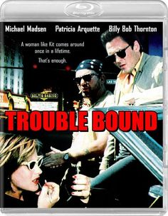 TROUBLE BOUND REVERSE COVER BLU-RAY (SCORPION RELEASING)