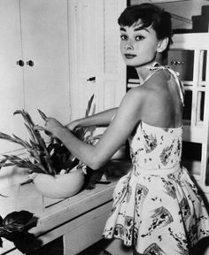 BAZAAR celebrates the iconic Audrey Hepburn.